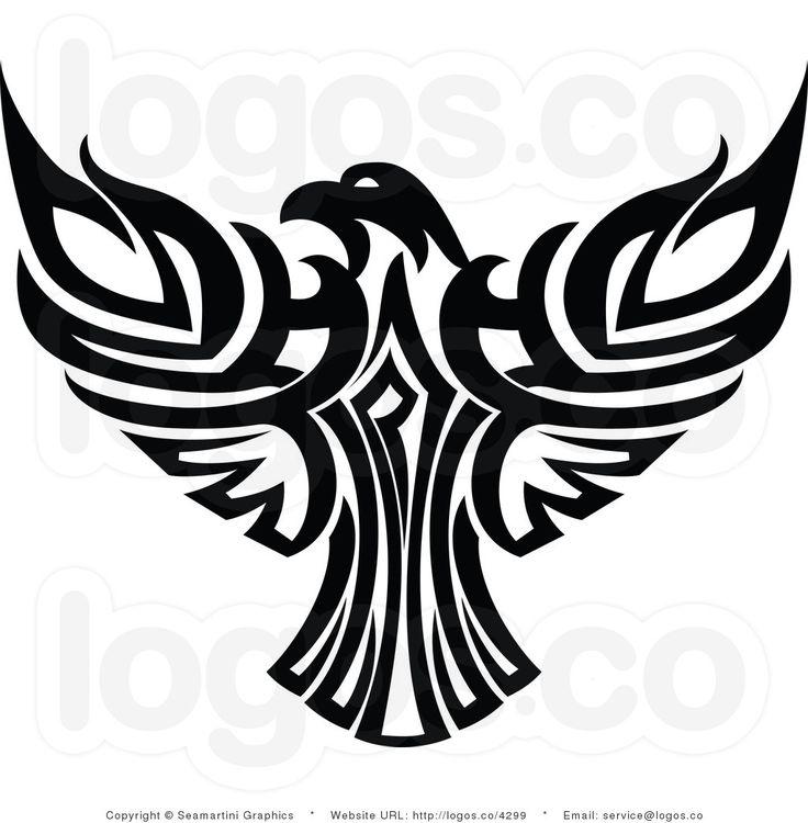 52 amazing tribal eagle tattoos designs with meanings. Black Bedroom Furniture Sets. Home Design Ideas
