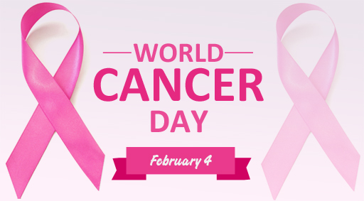 World Cancer Day - February  04  IMAGES, GIF, ANIMATED GIF, WALLPAPER, STICKER FOR WHATSAPP & FACEBOOK