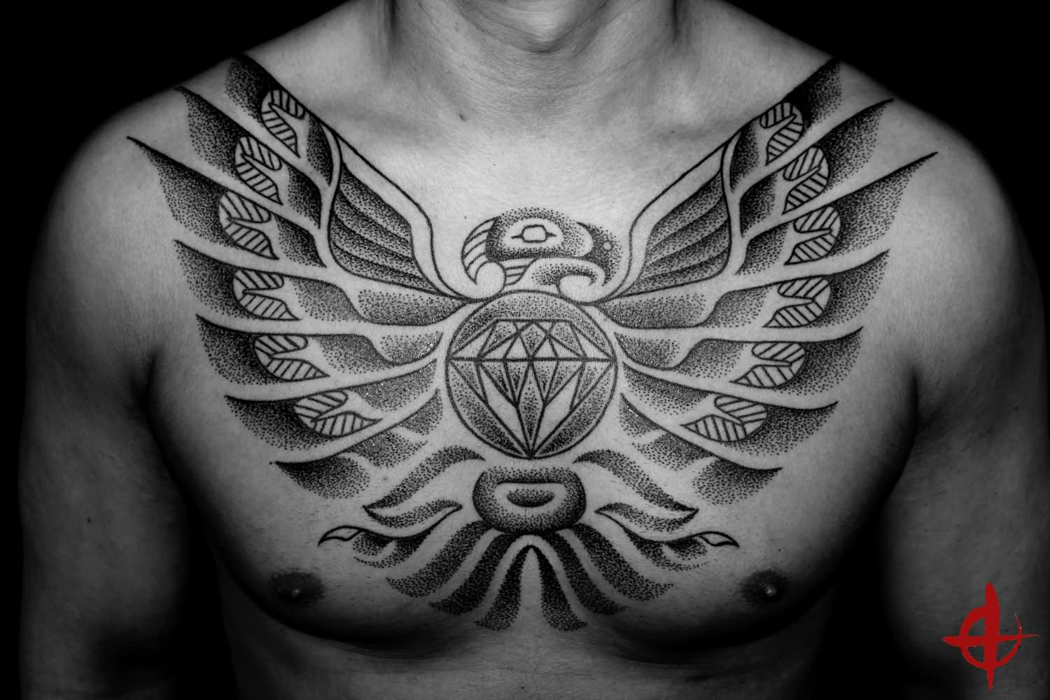 50 Incredible Haida Eagle Tattoos Designs With Meanings