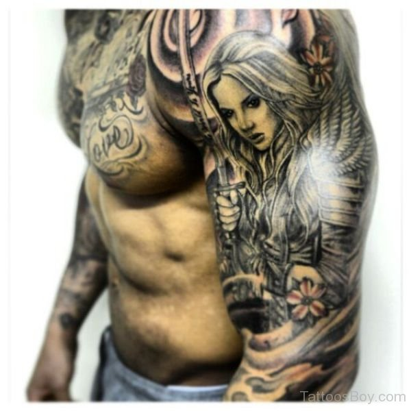 105 Remarkable Guardian Angel Tattoo Ideas Designs With Meanings