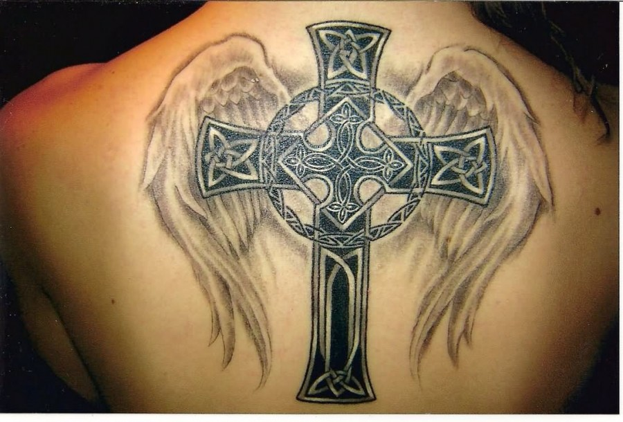 Celtic Angel Tattoo Ideas Designs With Meanings