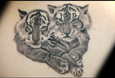Tiger & Tigress Tattoos & Designs With Meanings