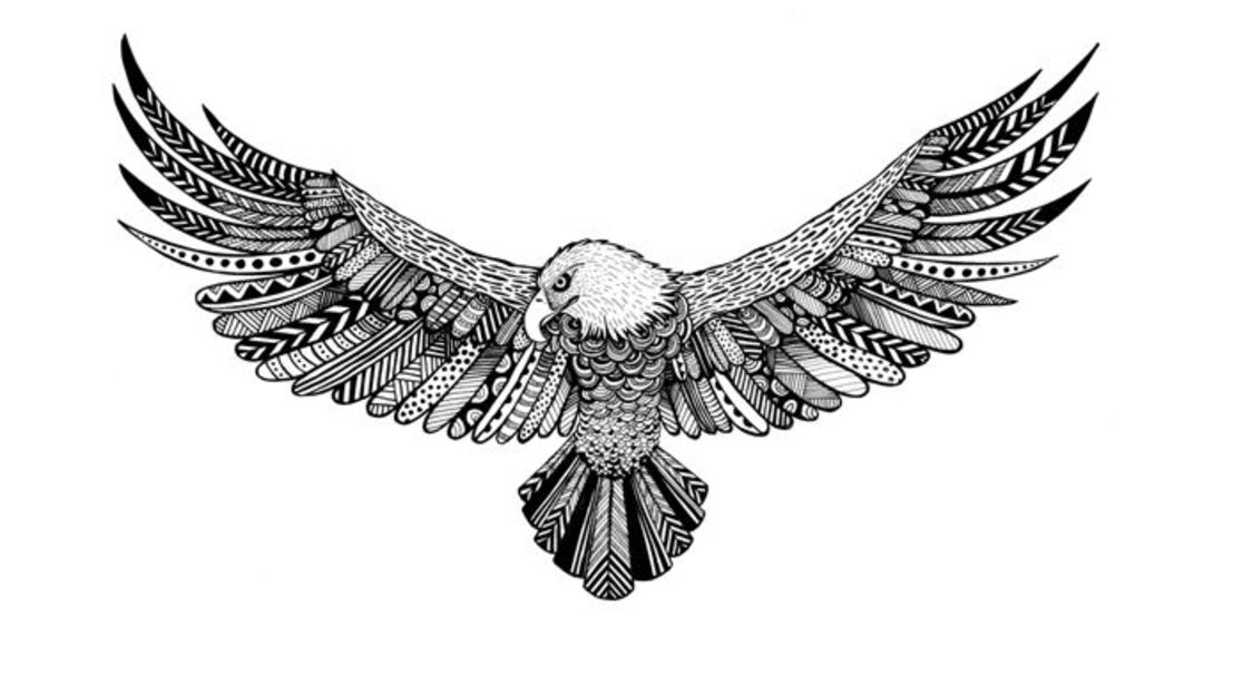 101 Best Eagle Tattoos & Designs With Meanings