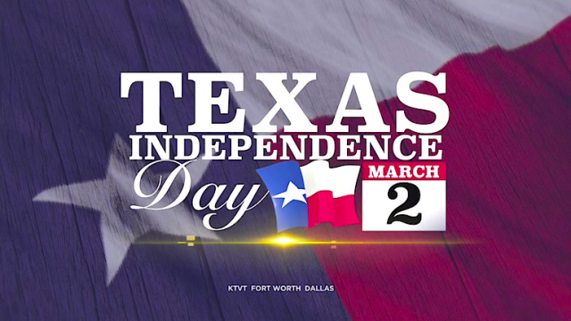 Texas Independence Day 2 March