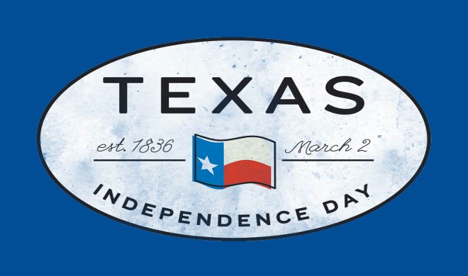 Texas Independence Day March 2 1836