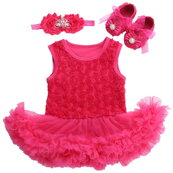 Unique Birthday Outfits Ideas for 1 Year Baby Girl