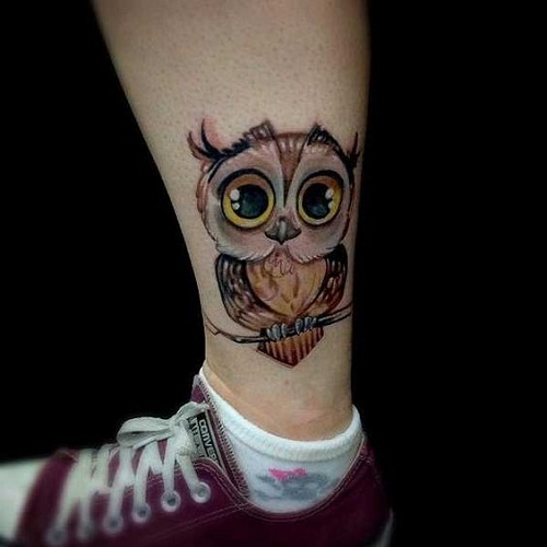 9fc250658 70+ Best Baby Owl Tattoo Designs & Ideas With Meanings