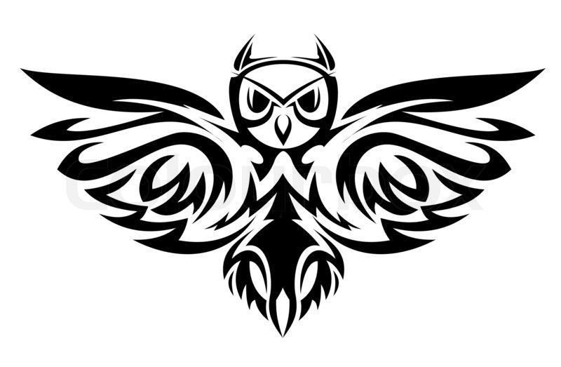 50 Best Tribal Owl Tattoo Ideas Designs