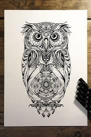 50 Best Tribal Owl Tattoo Ideas Amp Designs