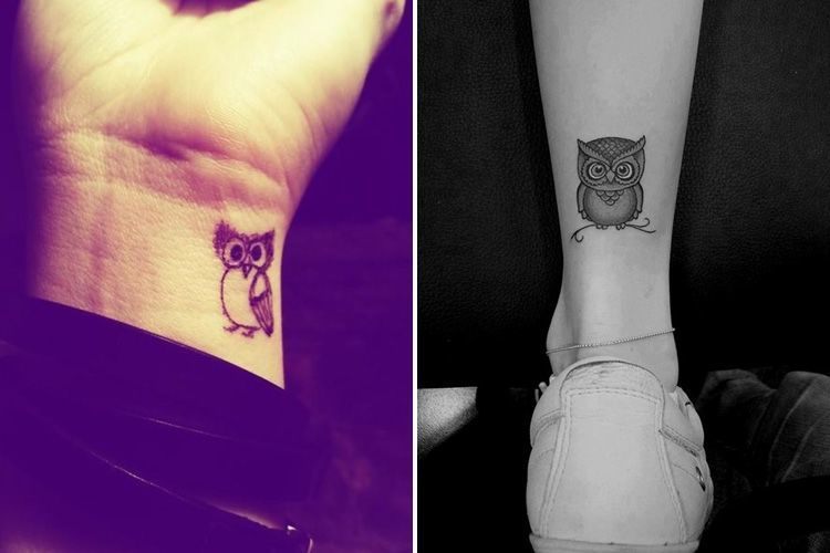 70+ Best Baby Owl Tattoo Designs & Ideas With Meanings