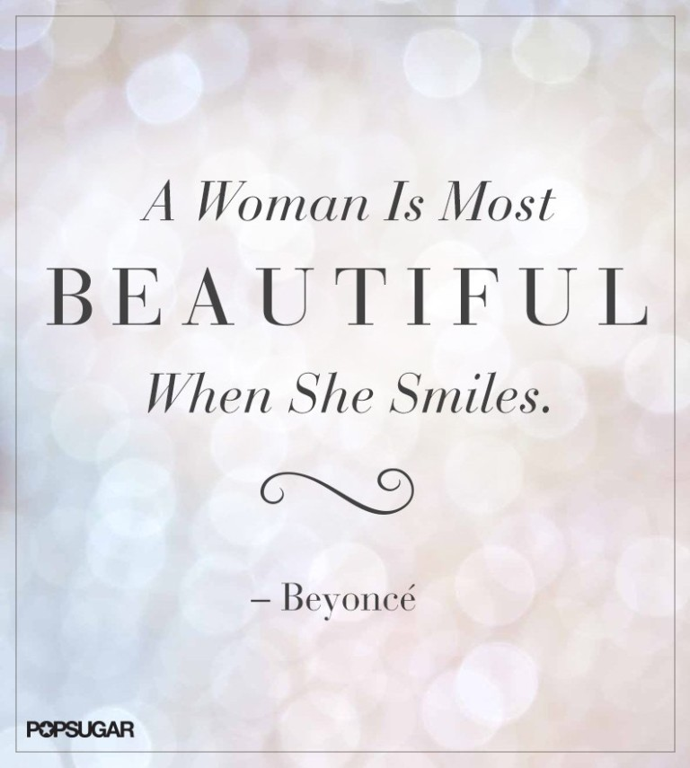 beauty quotes images - 780×768