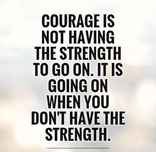 85 Most Inspiring Courage Quotes That Will Make Your Day