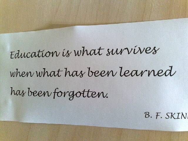 inspirational education quotes