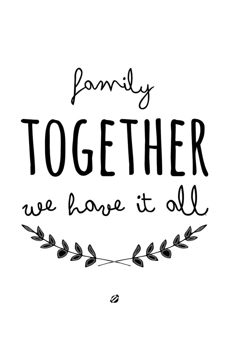 Printable Family Quote – Quotesta with Printable Quotes ...