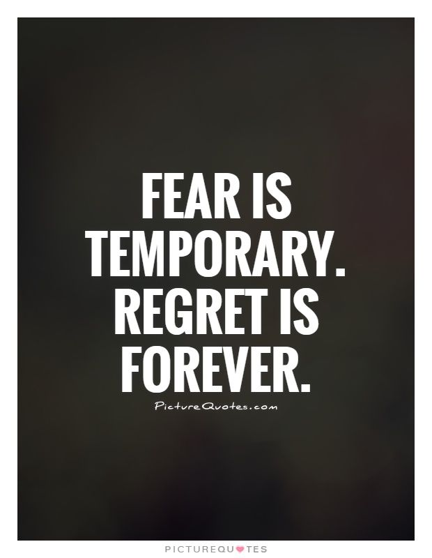 Top 102 Greatest Fear Quotes And Sayings