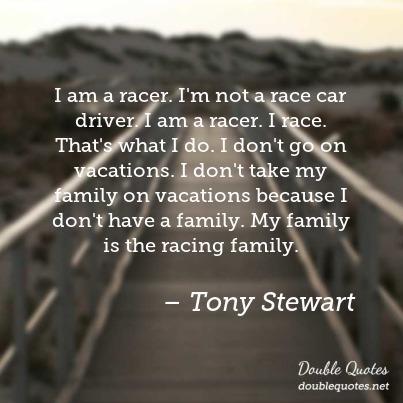 I Am A Racer M Not Race Car Driver
