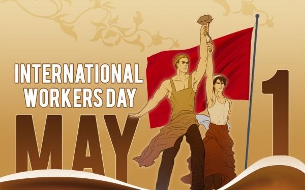 Ucapan Hari Buruh/May Day