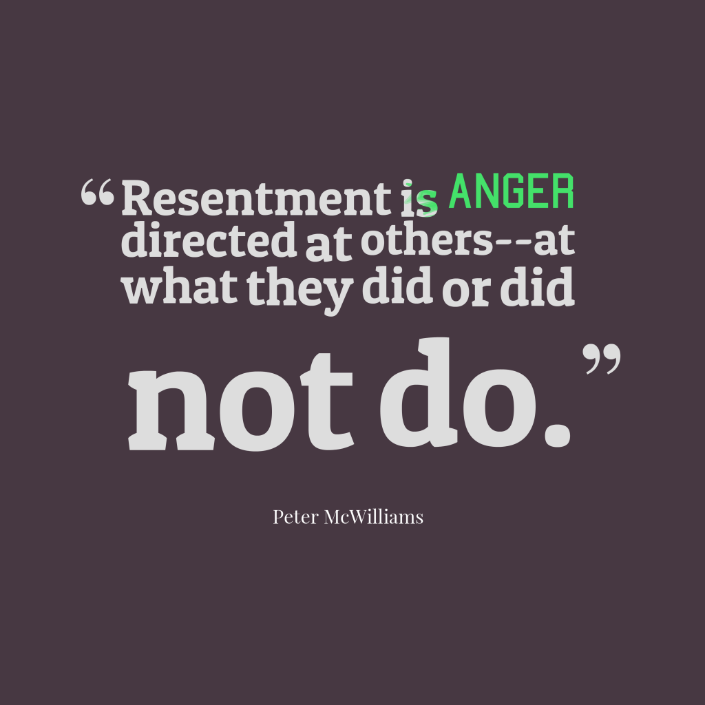 Resentment Quotes: 60 Famous Anger Quotes Of All Time