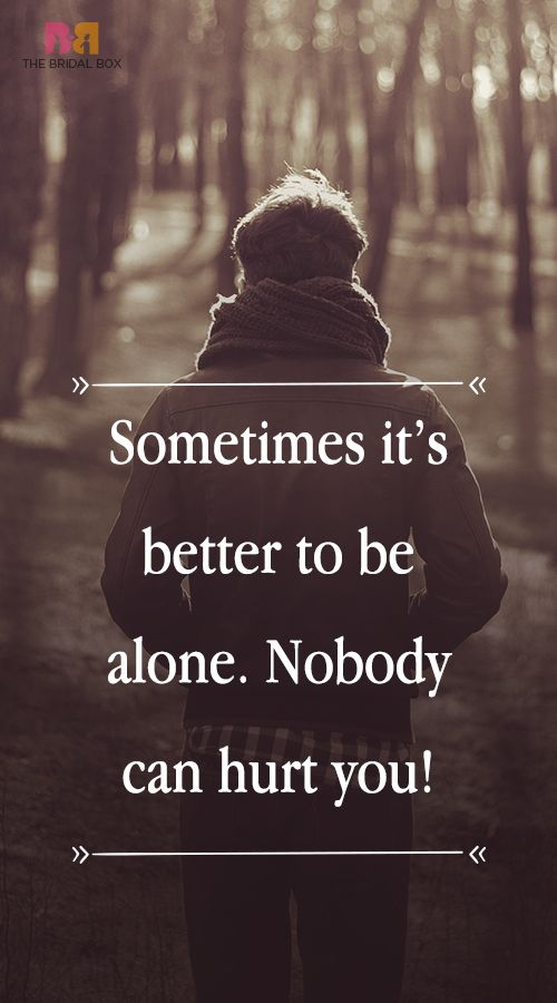 Sometimes Its Better To Be Alone Filmsstreaming