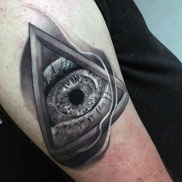 Illuminati Tattoos Designs Ideas And Meaning: 110+ Best Illuminati Tattoos & Designs With Meanings