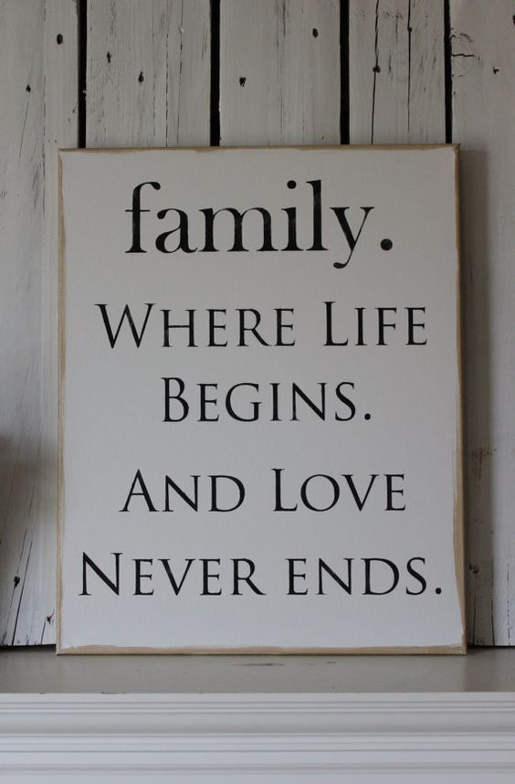 most beautiful family quotes and sayings