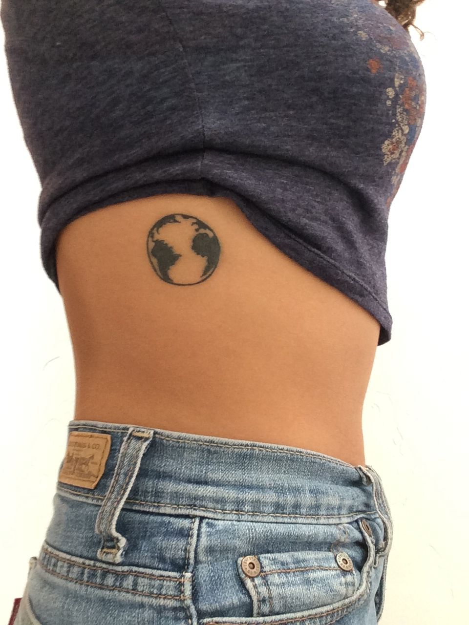 80 Earth Tattoos Designs And Ideas
