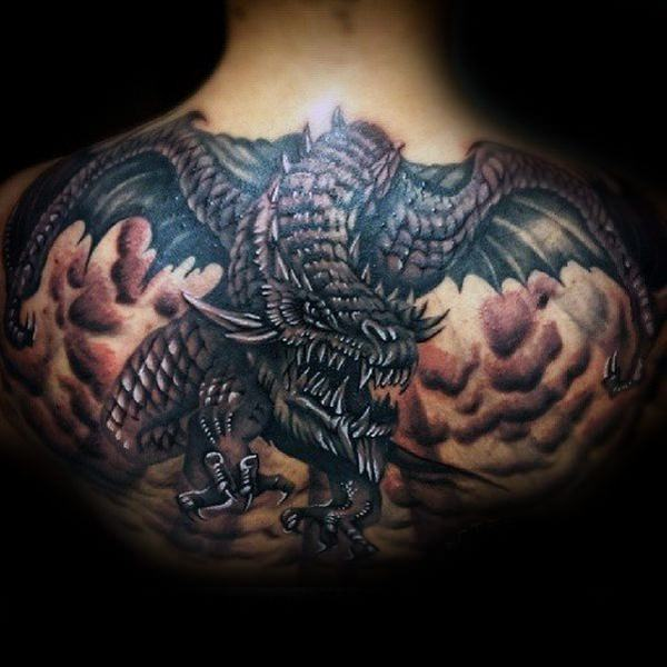 101 Stunning Dragon Tattoos Designs With Meanings