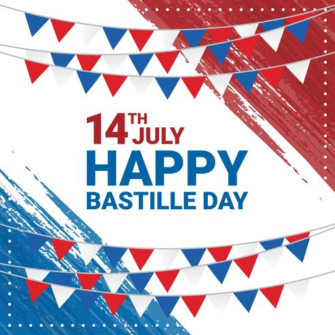 14th july happy bastille day greeting card m4hsunfo