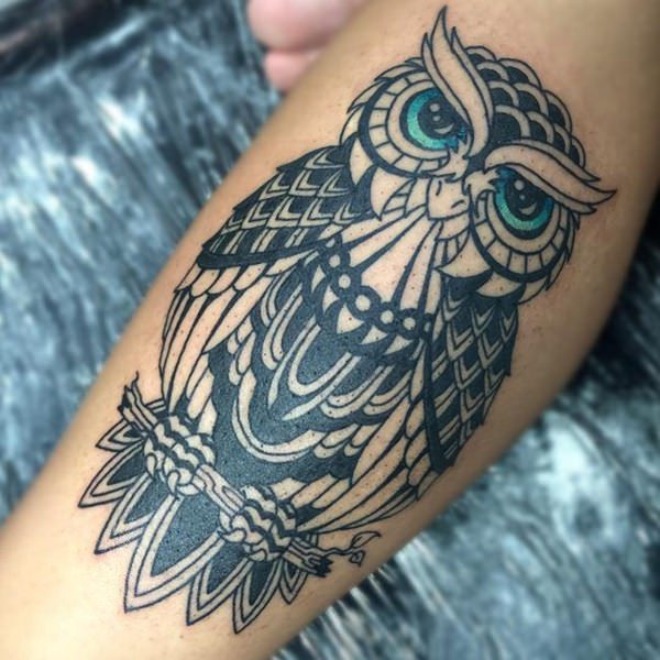 Owl Tattoos Designs Ideas And Meaning: 110+ Best Owl Tattoos And Designs With Meanings