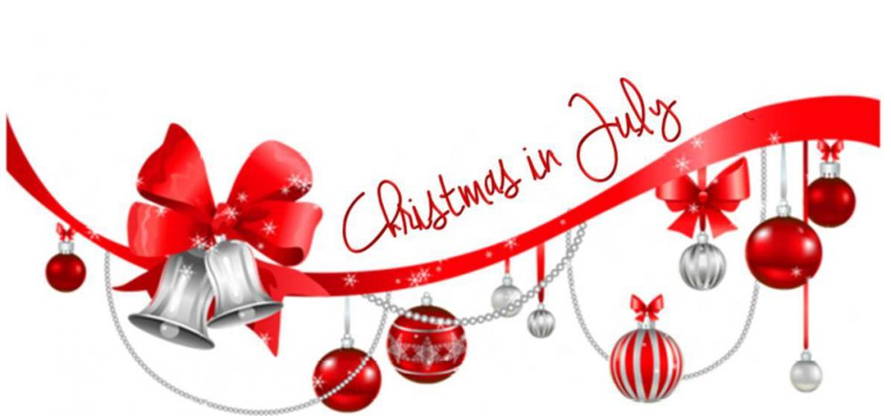 Merry Christmas In July Clipart.Christmas In July Clipart