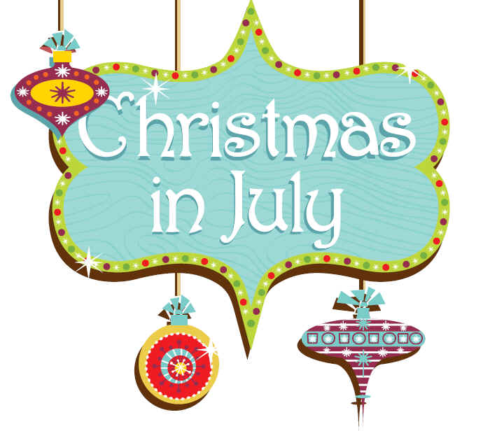 Happy Christmas In July Images.Christmas In July Beautiful Greeting Card