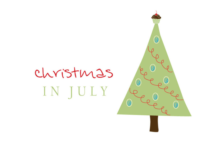 Happy Christmas in July!
