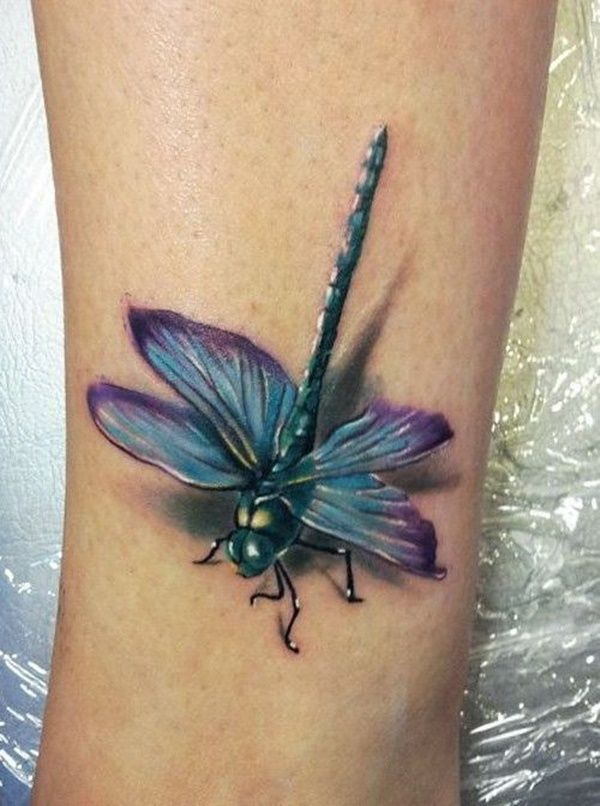 90 Best Dragonfly Tattoos And Designs