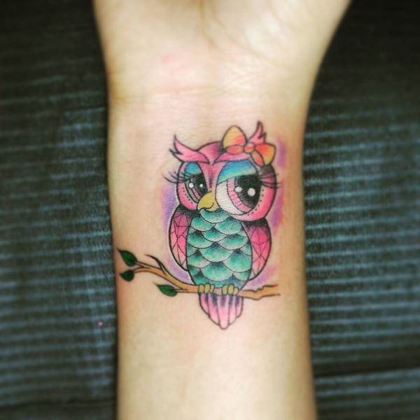 110+ Best Owl Tattoos and Designs With Meanings
