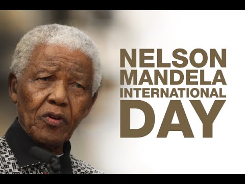 35 Best International Nelson Mandela Day 2018 Greeting Picture Ideas