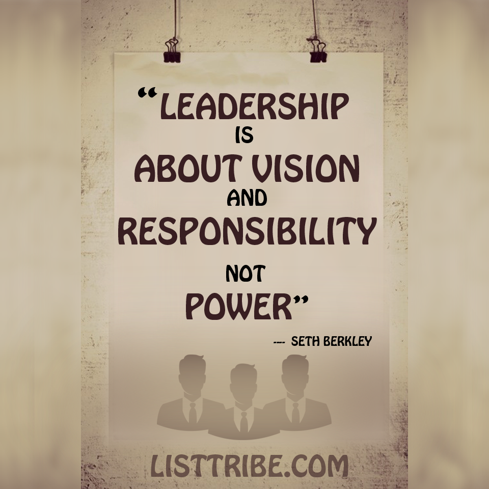 100+ Most Inspirational Leadership Quotes And Sayings