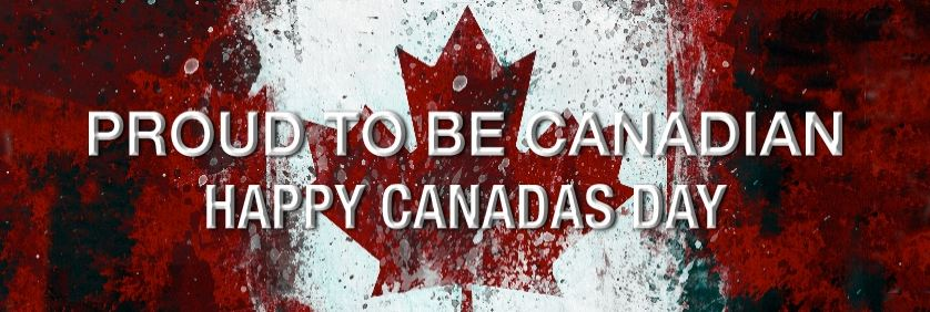 proud to be canadian happy day
