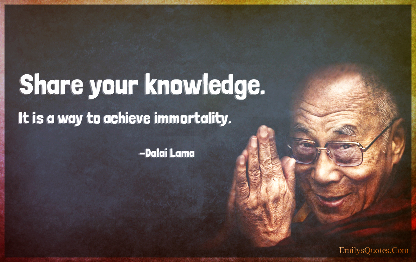 Image result for Dalai lama quotes on sharing