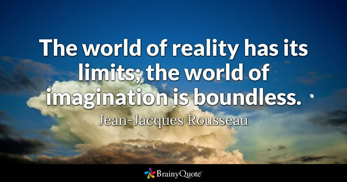 105 Most Inspiring Imagination Quotes And Sayings