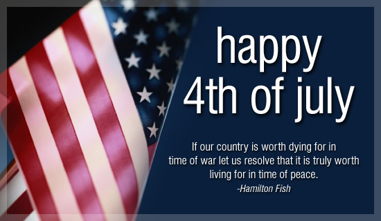 Happy 4th Of July Quote