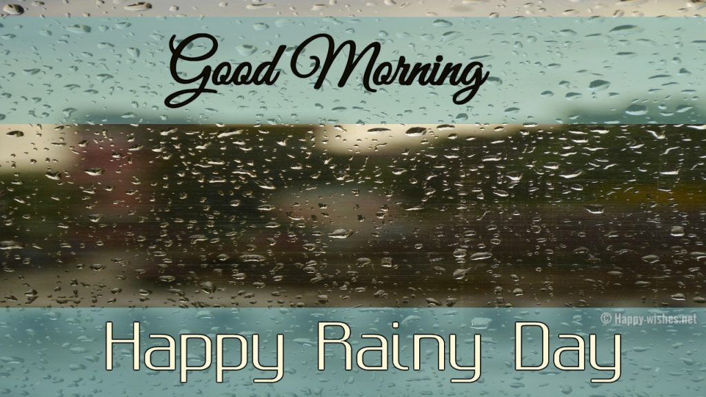 Blessed Rainy Day Quotes: 40 Best Rainy Day Wish Pictures And Photos