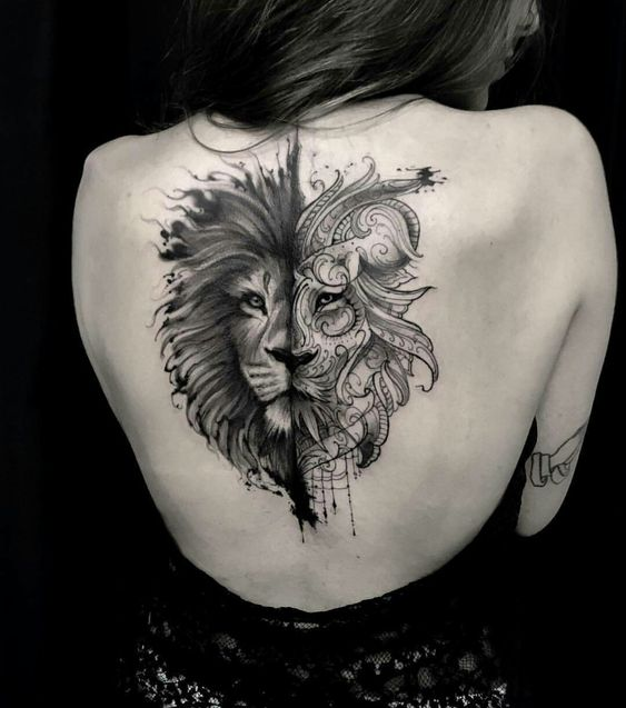 110 Lion Tattoos And Designs Powerful King Of Jungle Tattoos