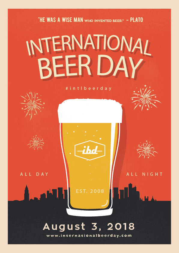 70 Beautiful International Beer Day 2018 Greeting Pictures And Photos