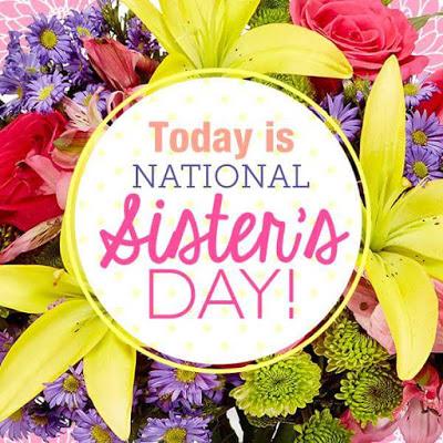 National Sister Day: Calendar, History, Tweets, Facts ...  |Sisterhood Day