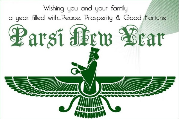 wishing you and your family a year filled with peace prosperity and good fortune happy parsi new year