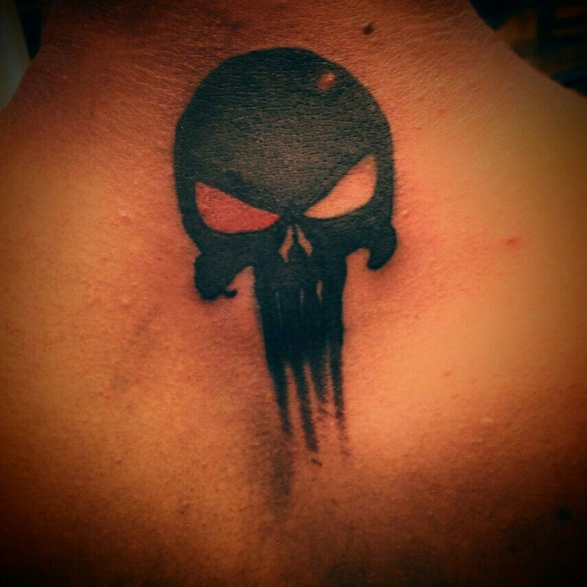 82+ Best Punisher Tattoos, Designs and Ideas