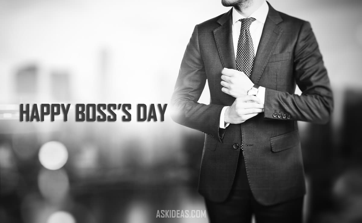 30 Happy Bosss Day Messages And Wishes Wishes For The Best Bosses