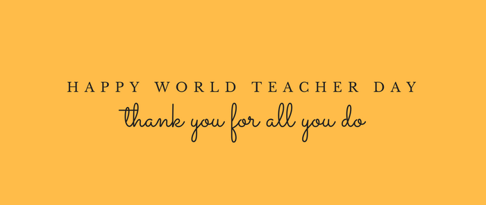 110 most beautiful world teacher day 2018 greeting picture ideas happy world teachers day thank you for all you do m4hsunfo