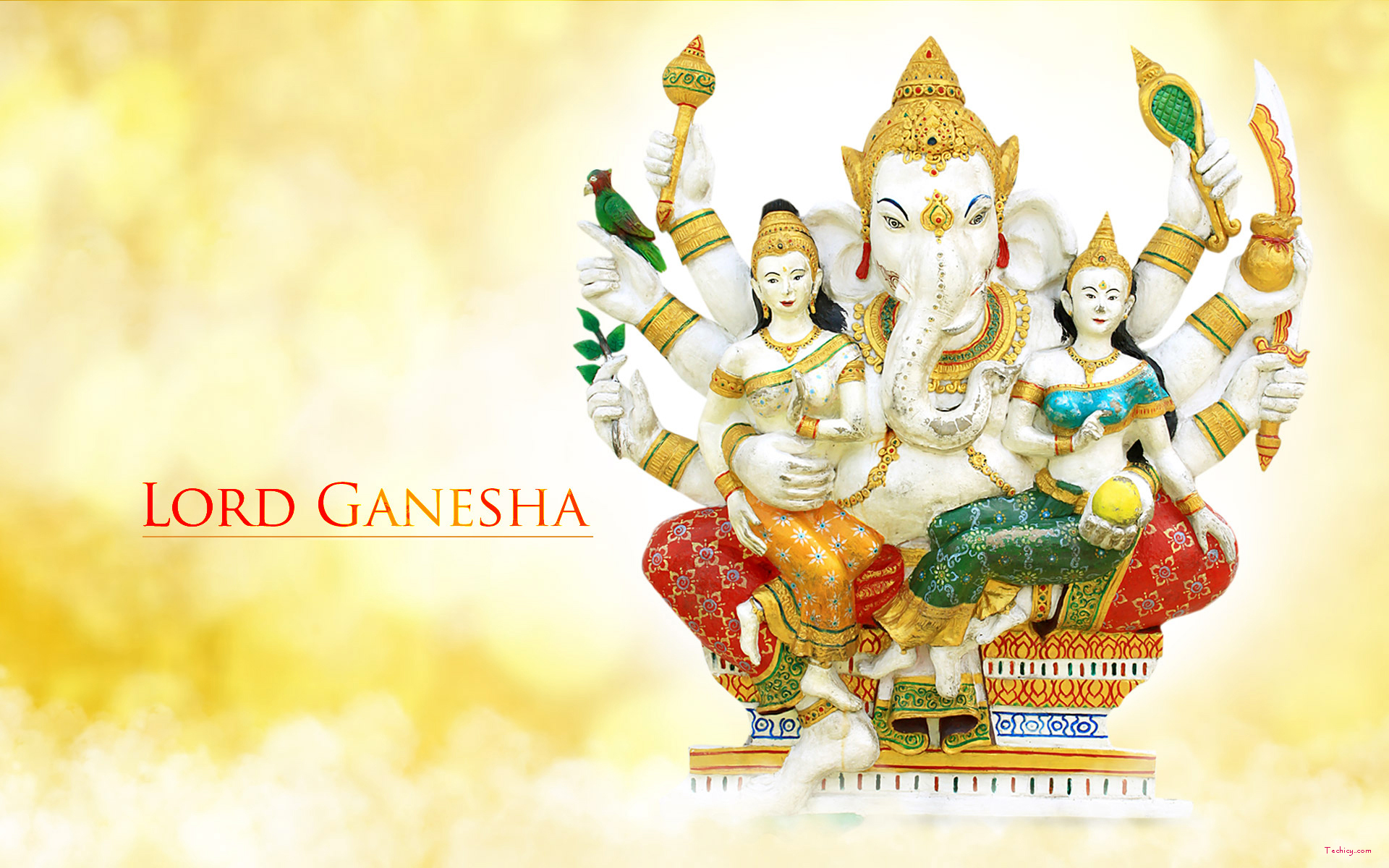 lord ganesh chaturthi wallpaper