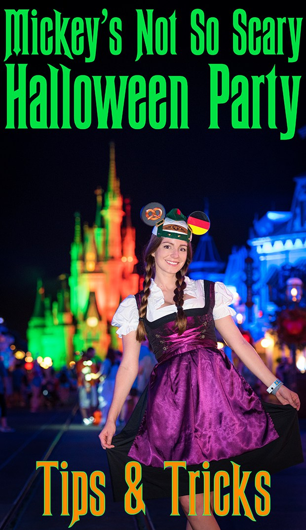 mickey's not so scary halloween party tips and tricks